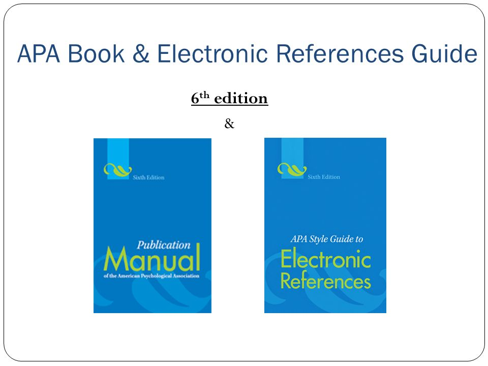 Read PDF APA Style Guide to Electronic References, Sixth Edition