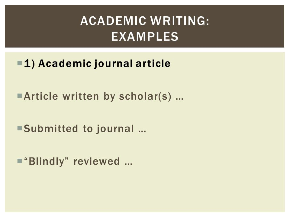 ACADEMIC VERSUS NON-ACADEMIC WRITING Video #3 Dr Matthew Robinson