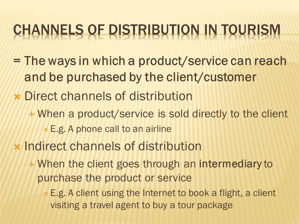Lesson 26 Channels of distribution in tourism Travel agents Job - travel agent job description