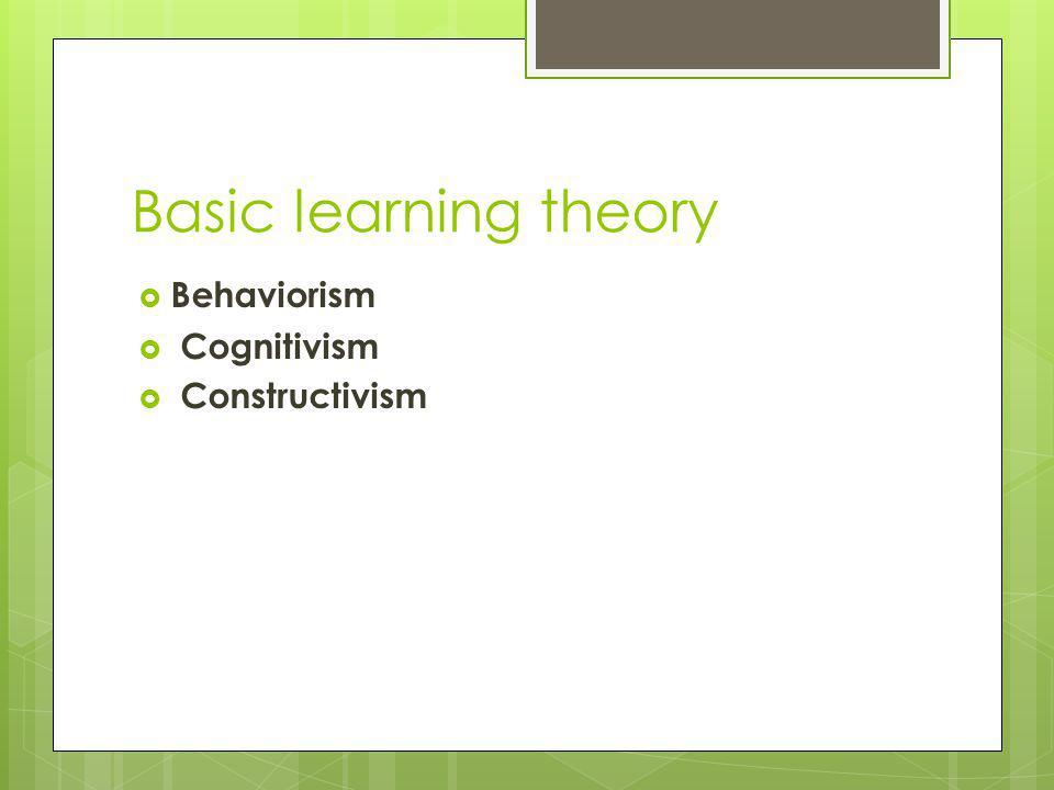 behaviorism essay behaviorism essay and instructional design norbert