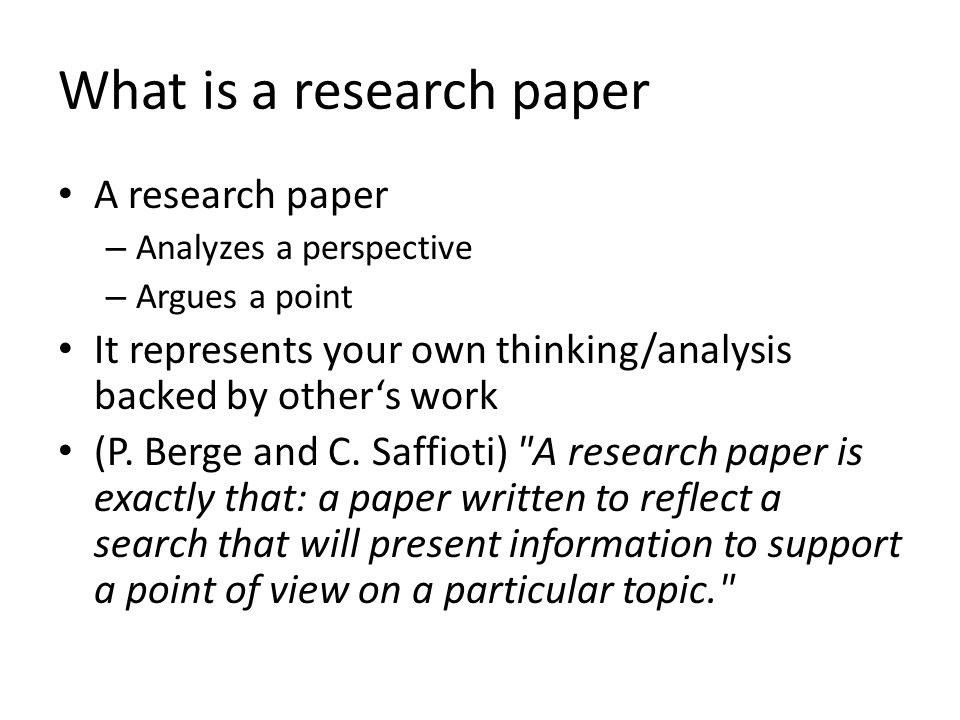 Pay for research papers - SocaRider - Whitewater kayak school and - what is a research paper
