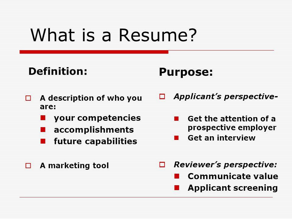resume definition verb - Onwebioinnovate