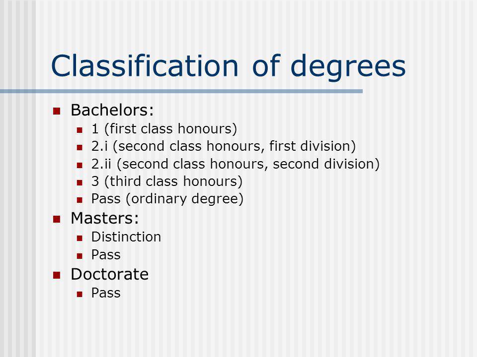 first class honours - Apmayssconstruction