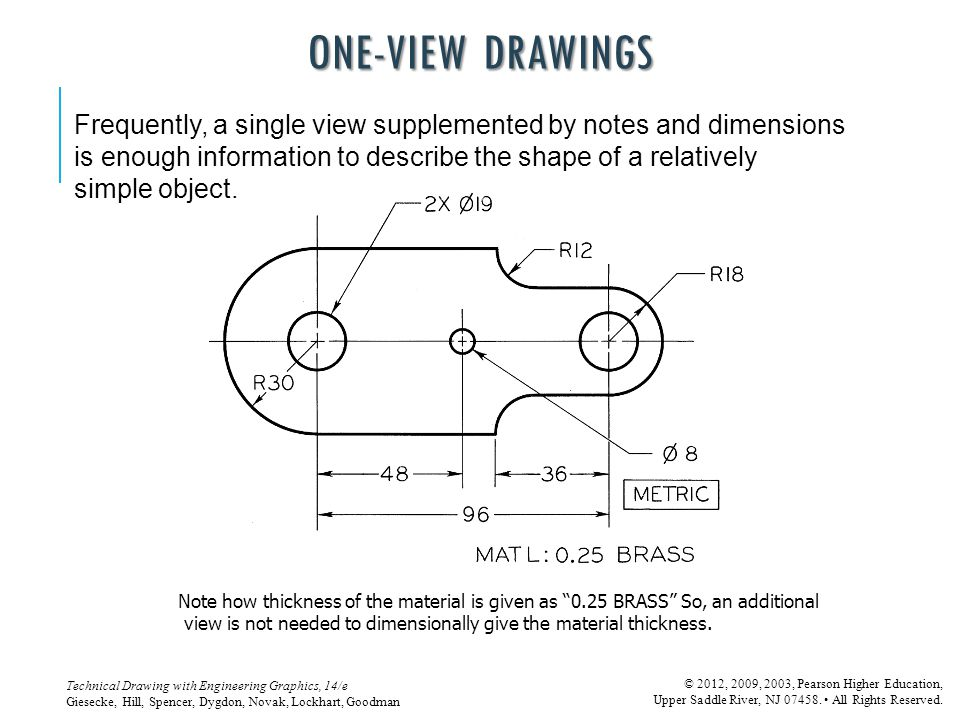 TECHNICAL SKETCHING C H A P T E R T H R E E Technical Drawing with