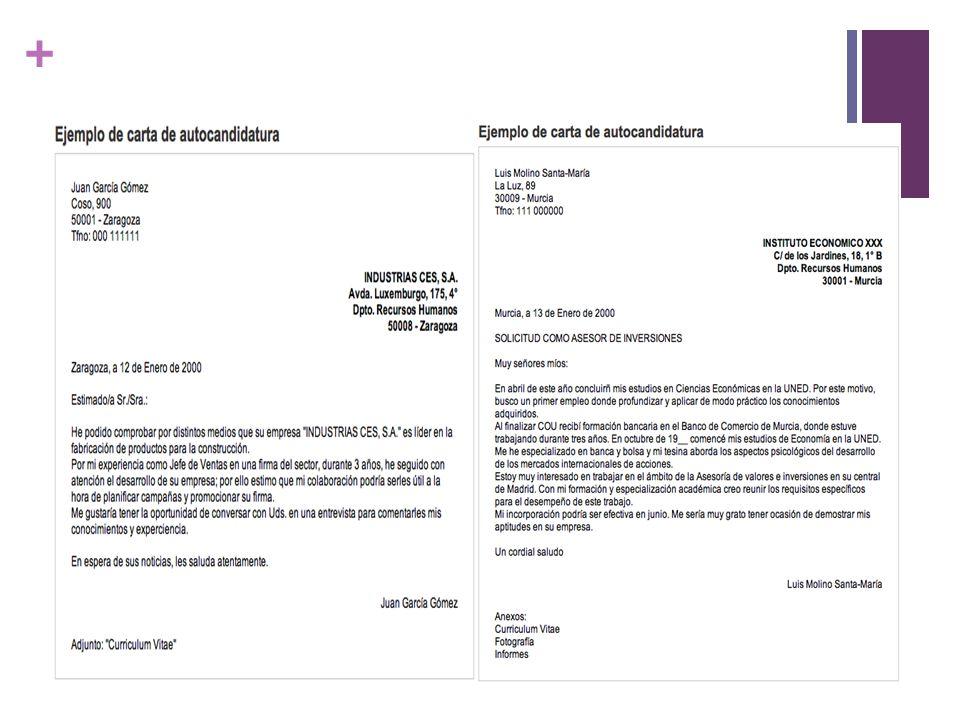 Salomé Triviño_Fol Carta de presentación Búsqueda de empleo - ppt