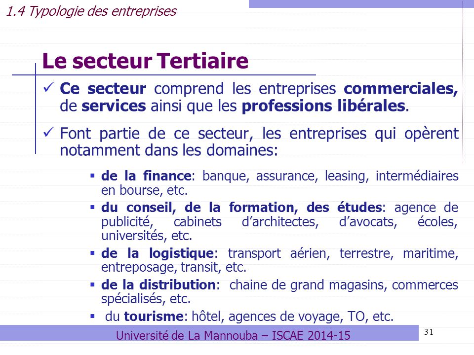 Le secteur quaternaire Géo 170  Échanges Pinterest - finance resume sample