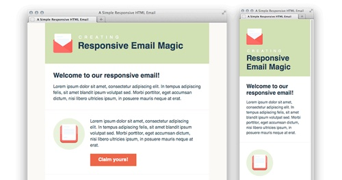 Best 20+ Free Beautiful Responsive HTML Email Templates 2018