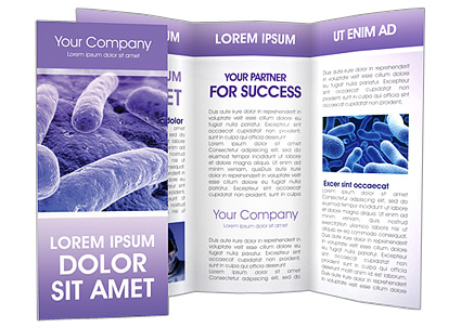 Science Brochure Templates  Designs for download - SmileTemplates