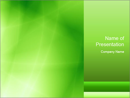 Green Wallpaper PowerPoint Template, Backgrounds  Google Slides