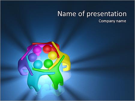 Más Populares plantillas animadas de PowerPoint, Fondos para