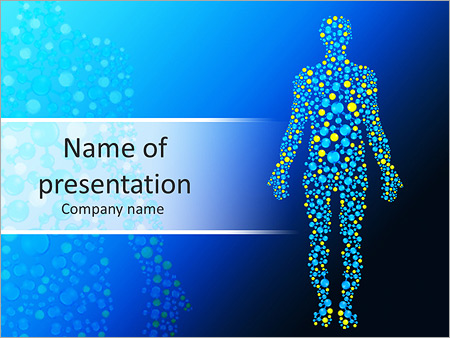 Body Chemistry PowerPoint Template, Backgrounds  Google Slides - ID