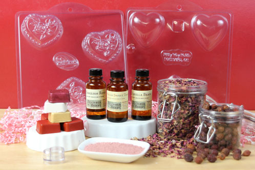 Surprise your Sweetie Valentine\u0027s Day Gift Ideas - Soap Queen