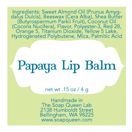 Labeling Your Products Lip Balm - Soap Queen19+ oil label templates