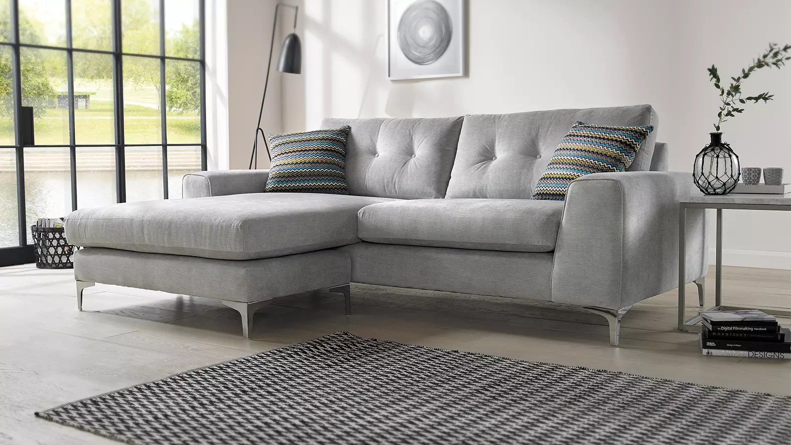 Designer Sofas Sofa Sizes To Fit Your Space | Sofology