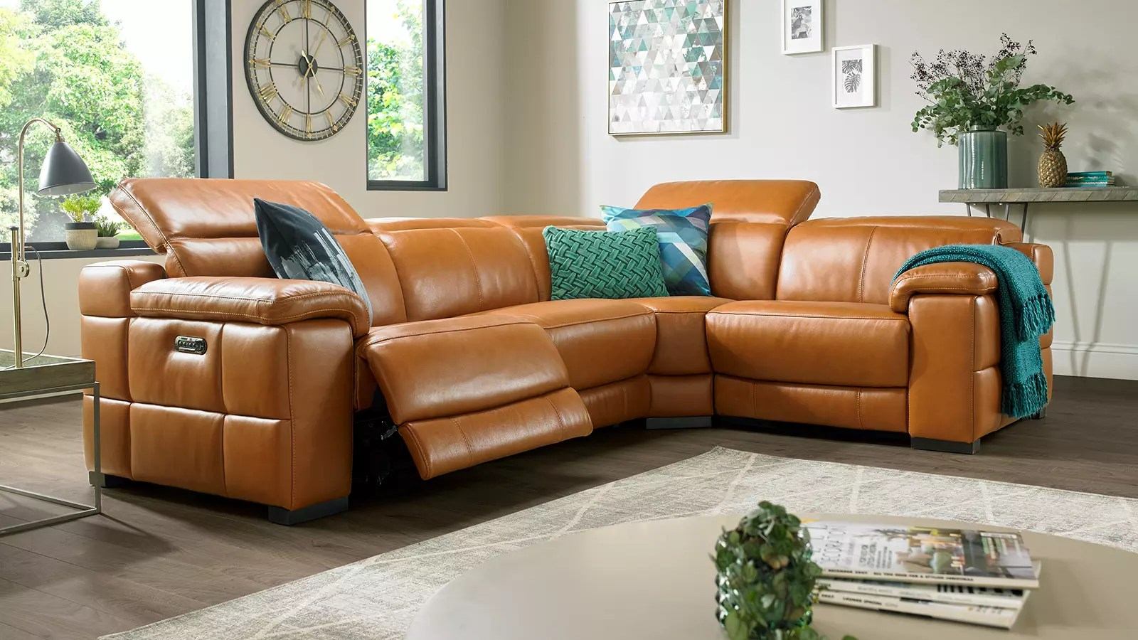 Sofology Sofas Dorchester Recliner Sofas Leather Fabric And Corner Sofology