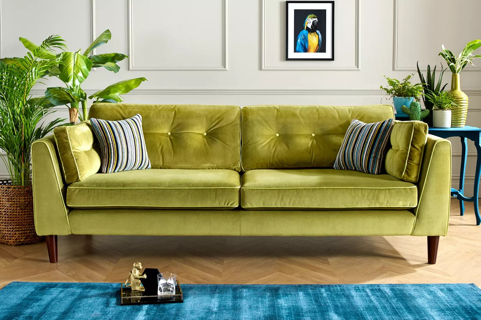 Sofology Yellow Sofa Outlet Sofology