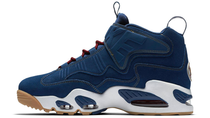 Air Max Qs Gold Nike Air Max Griffey 1 Griffey For Prez Release Date