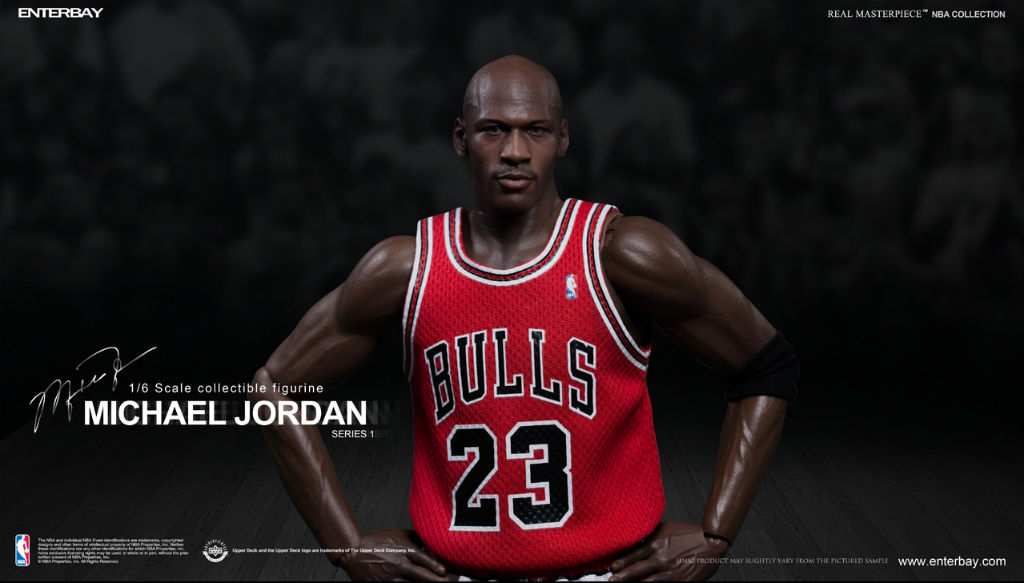 Derrick Rose Wallpaper Hd Nba X Enterbay Michael Jordan 1 6 Scale Away Figure