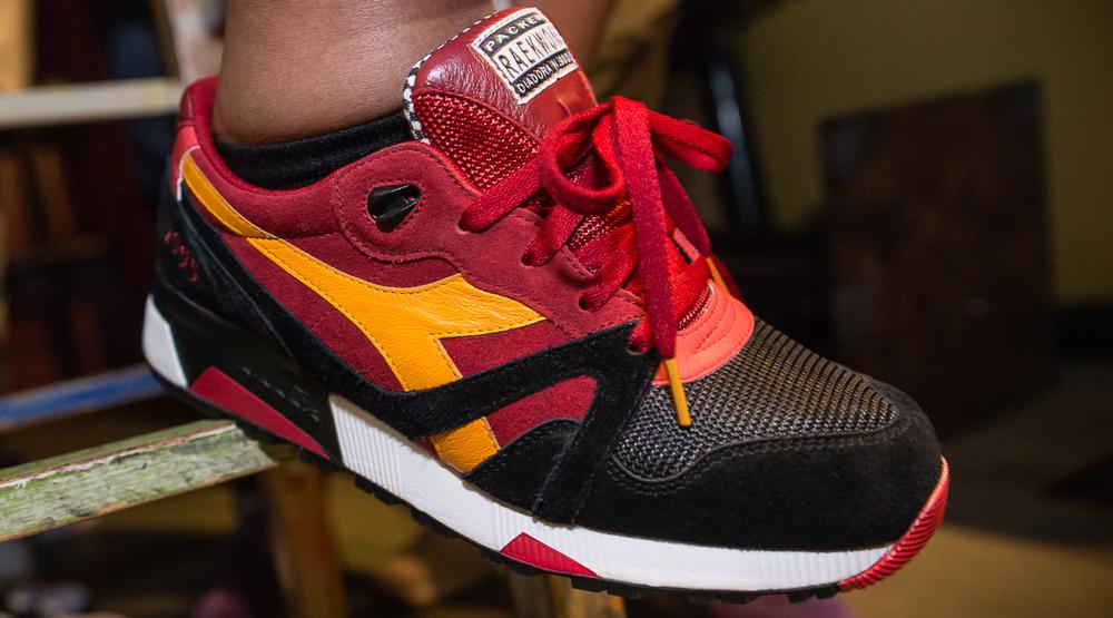 cv sneakers