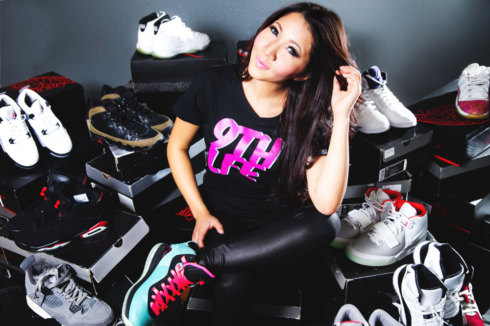 Jordans Wallpaper For Girls A Female Sneakerhead Lists 4 Shoes Every Girl Needs In Her