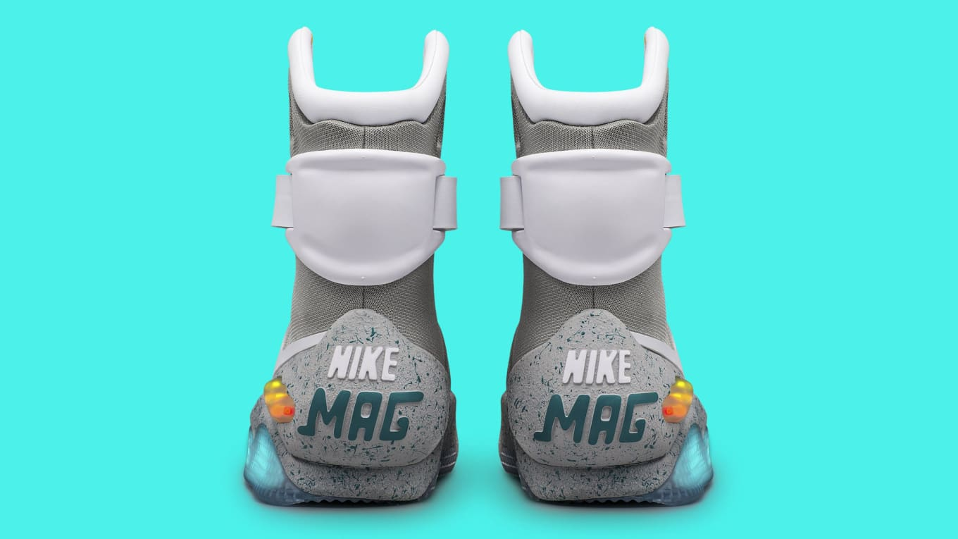 We Wear Test The Self Lacing Nike Mag Its Awesome Best