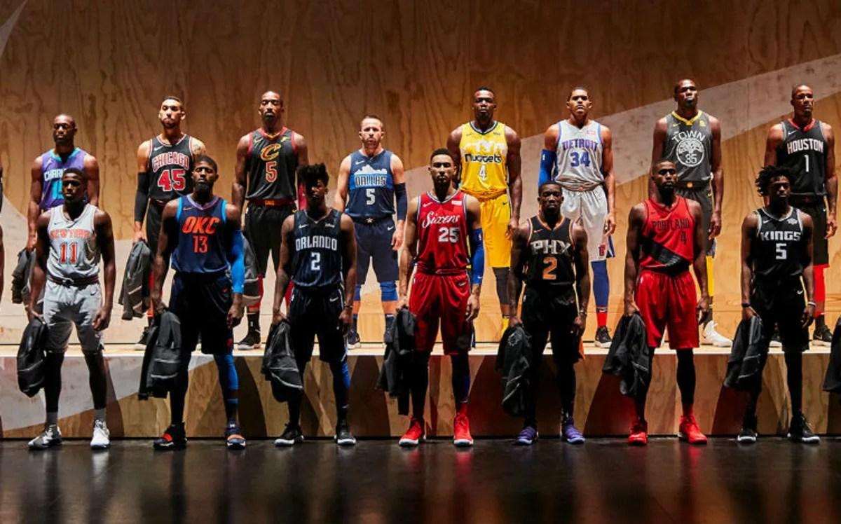 Hd Supreme Wallpaper Nike Nba Statement Uniforms Sole Collector