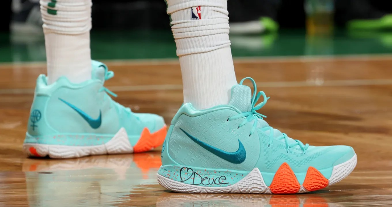 Aquaneo Wc Nike Kyrie 4 Power Is Female Sole Collector