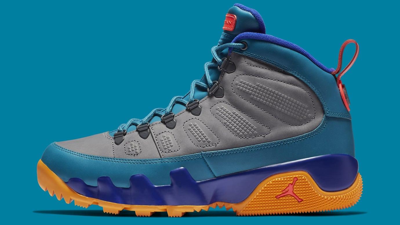 Air Jordan 9 Retro Boot Nrg 39multicolor39 Release Date Oct