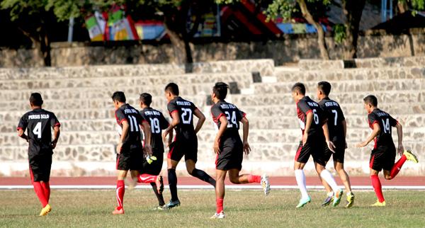 Lowongan Kerja Di Daerah Banyumas Info Lowongan Kerja Di Purwokerto Banyumas Purbalingga Sejumlah Pemain Persis Solo Sedang Berlatih Di Stadion Sriwedari