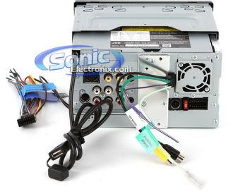 Jvc Kw Av61bt Wiring Diagram Jvc Kw Avx840 Kwavx840 In Dash Double Din Dvd Cd Mp3