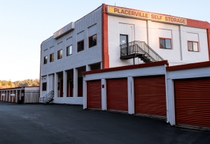 Cheap Storage Units At Placerville Self Storage In 95667