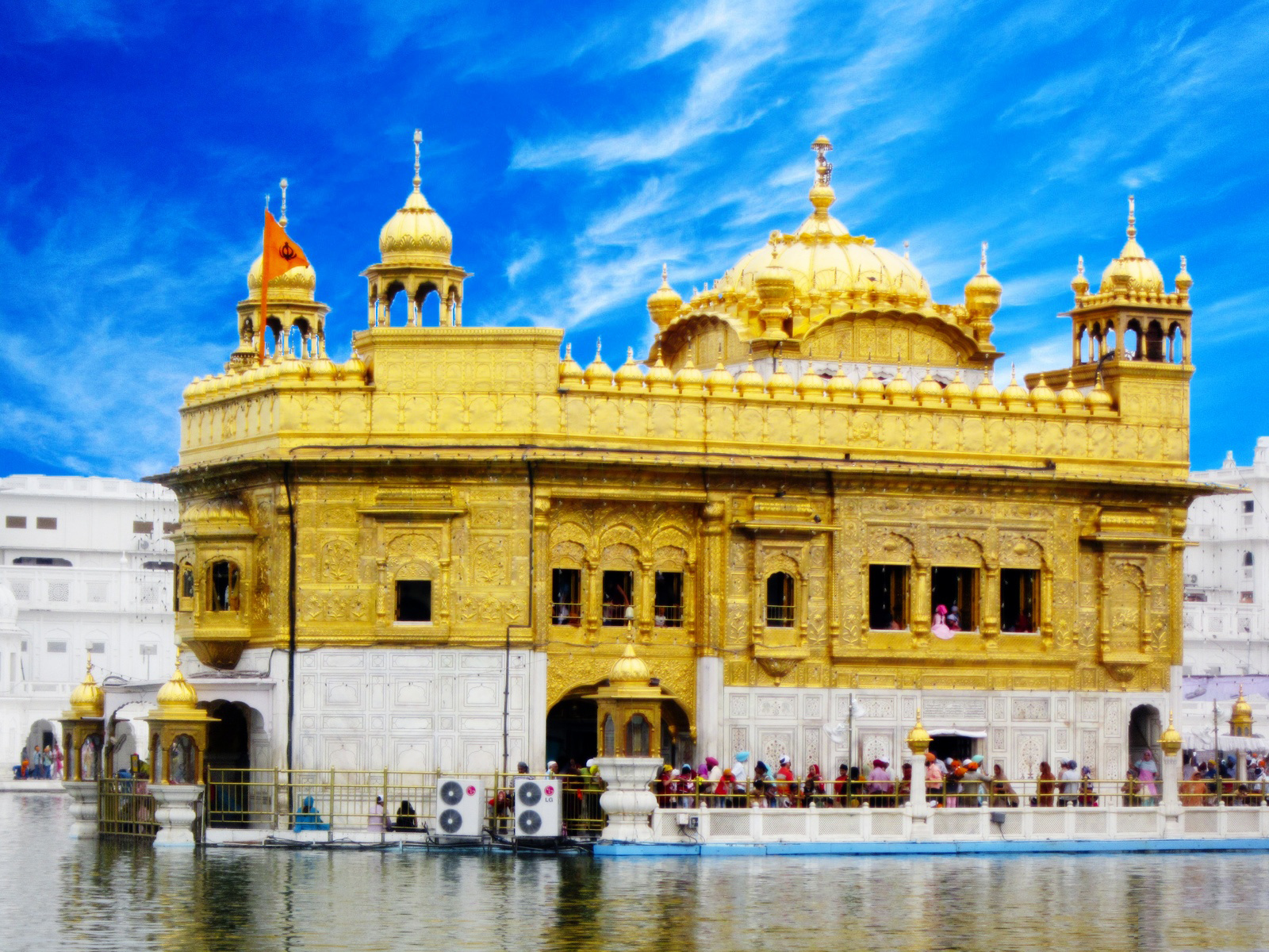 3d Khanda Wallpaper Lesser Known Historical Facts About The Golden Temple