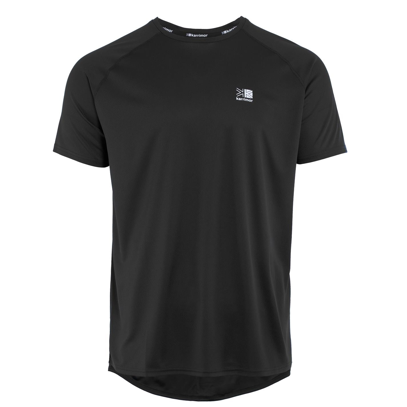 T Short Karrimor Karrimor Short Sleeve Run T Shirt Mens T Shirts