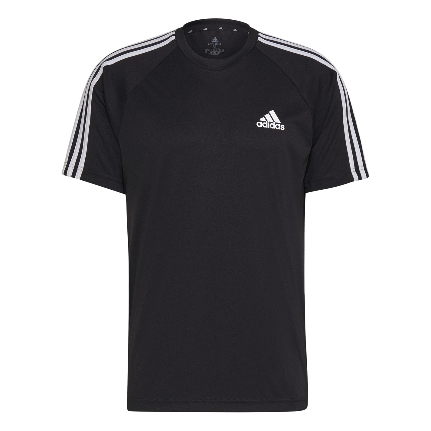 T Short Adidas Adidas 3 Stripe Estro T Shirt Football Training
