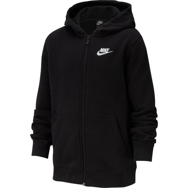 Sweater Hoodie Mens Malaysia Nike Nike Fundamentals Full Zip Hoody Juniors Kids Hoodies