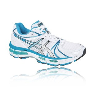 ASICS LADY GEL-KAYANO 18 Running Shoes picture 1