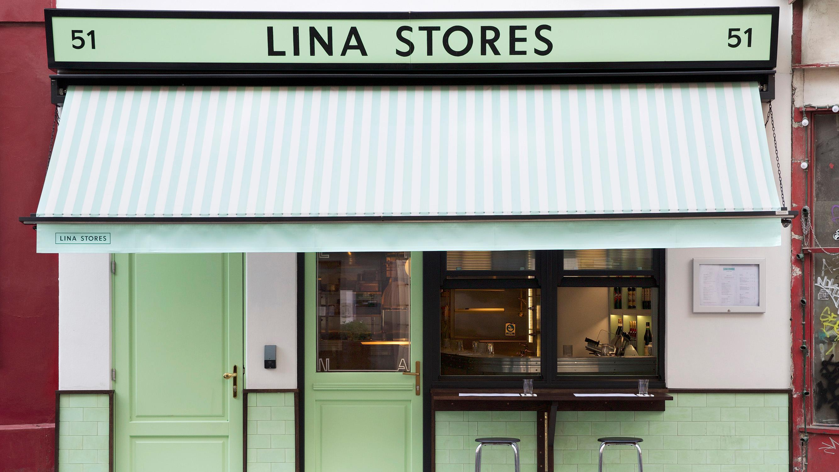 Resturant Stores Restaurant Review Marina O Loughlin On Lina Stores Soho The