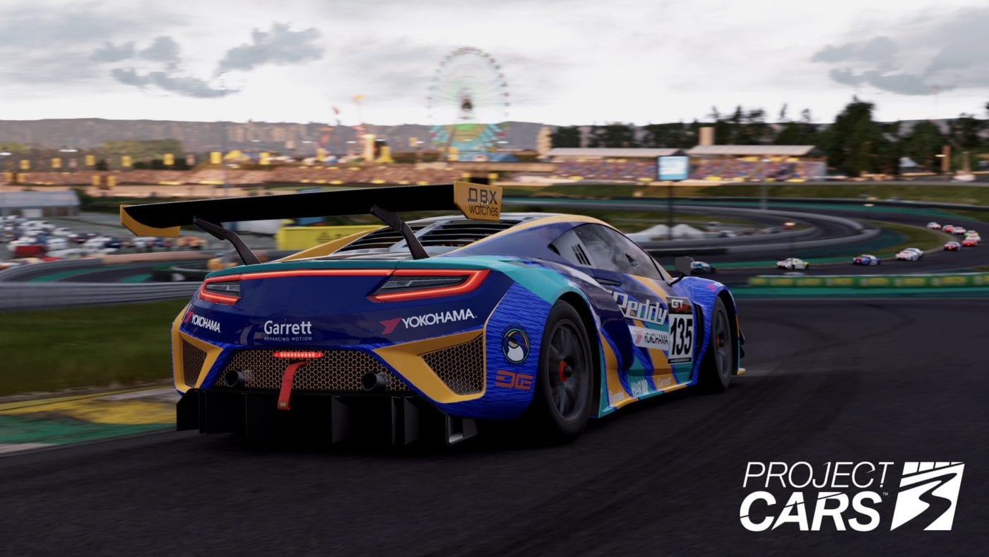 Project Cars 3 Announced Coming Soon