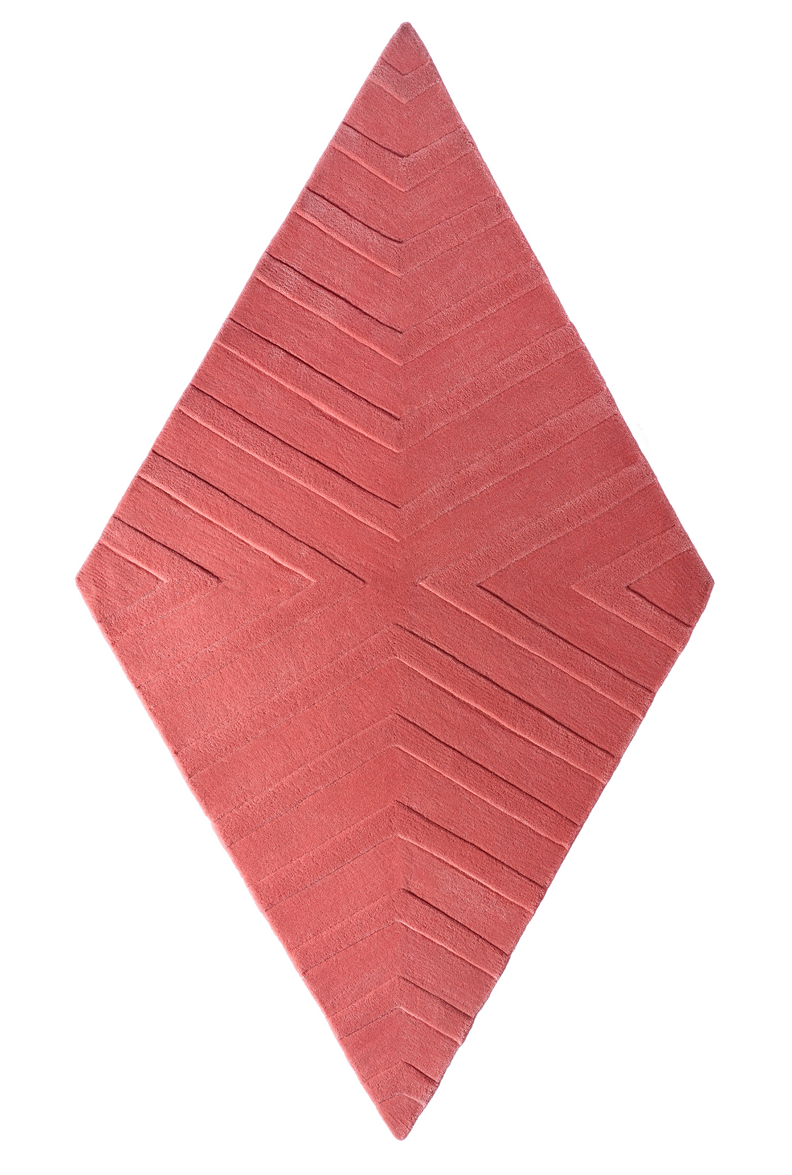 Kinder Origami Diamond Cotton Candy Zebra Blind Kinder Modern