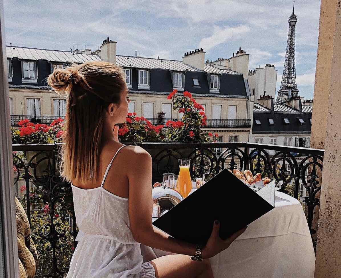 Paris Hotels With Stunning Eiffel Tower Views The Most Perfect View
