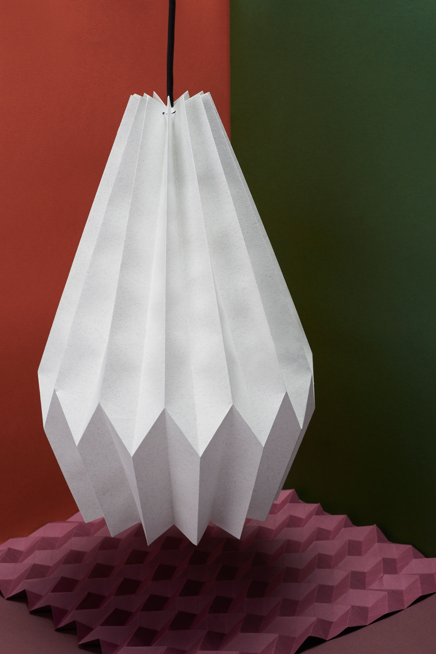 Montreal Folding Light Atelier De Confection De Lampe En - Lampe Montreal