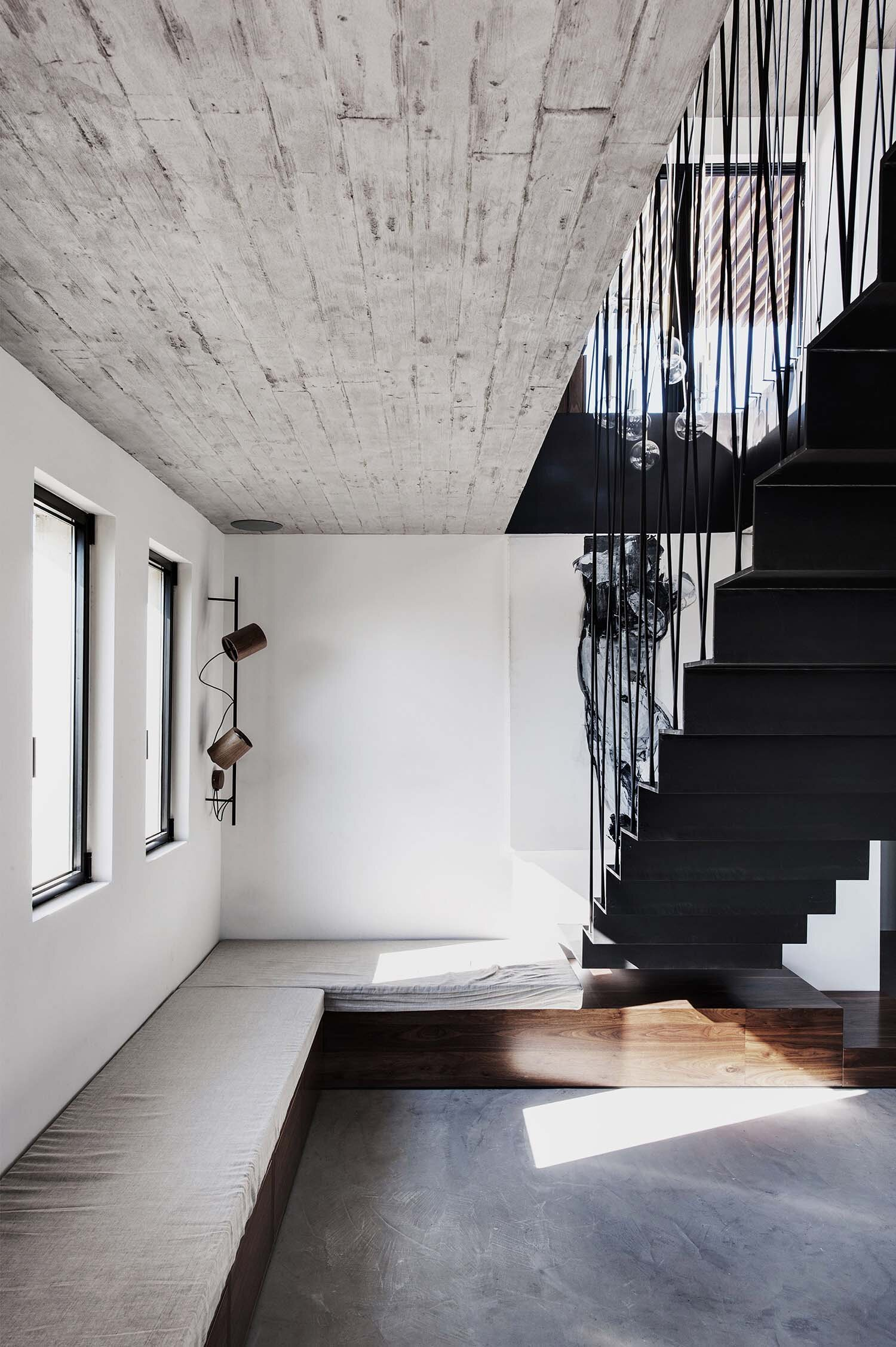 Duplex Penthouse Toledano Architects