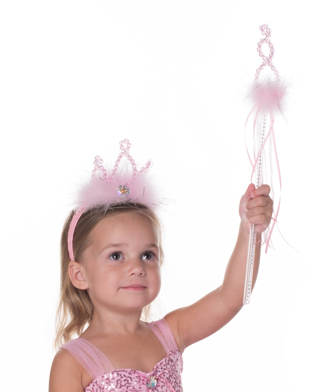 Wholesale Beauty Vendors Pink Beauty Tiara Wand Imagination Creations Wholesale