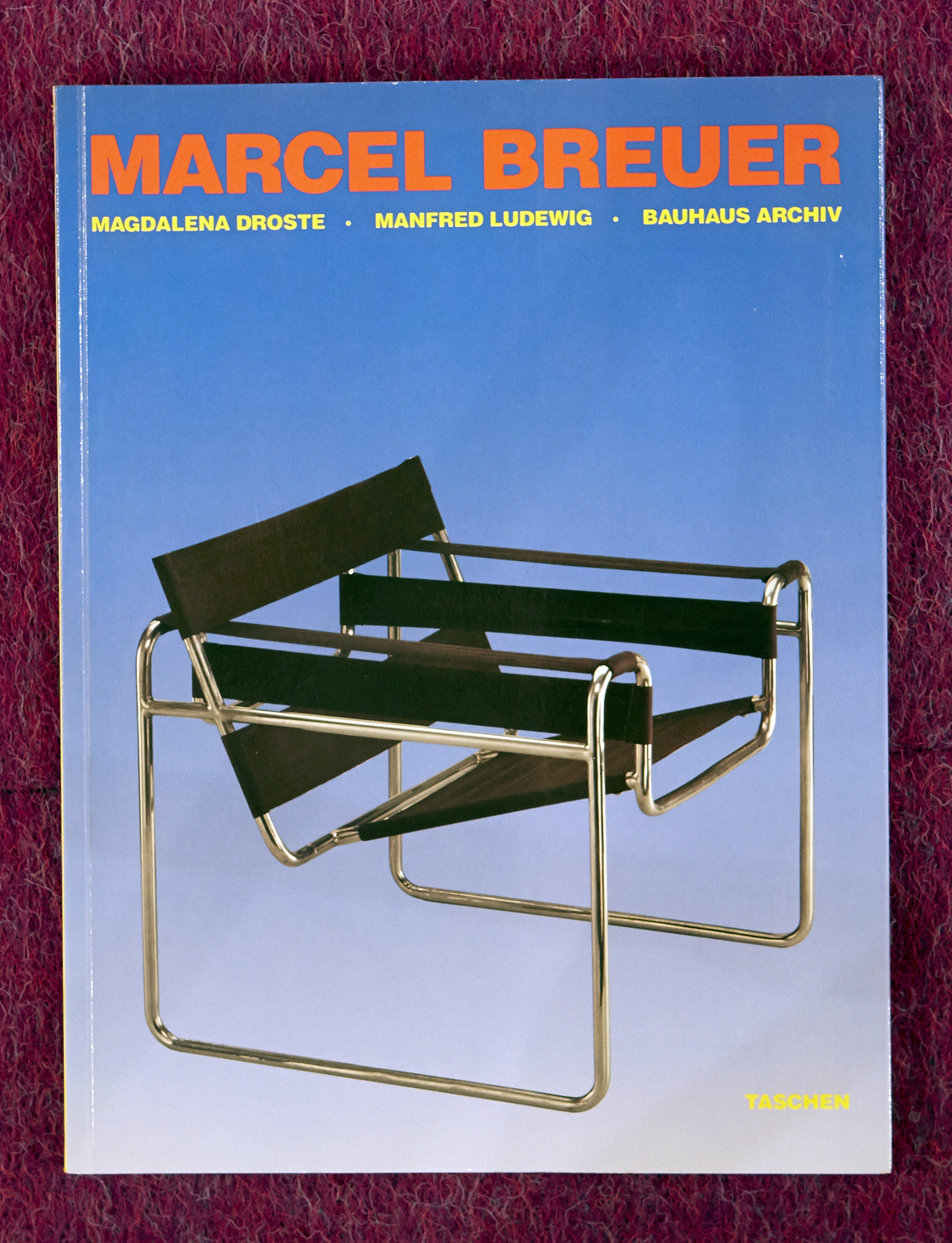 Marcel Breuer Marcel Breuer By Magdalena Droste And Manfred Ludewig — Donzella