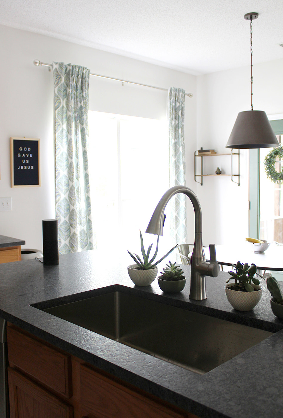 Why We Picked Leathered Granite Countertops Tag Tibby Design