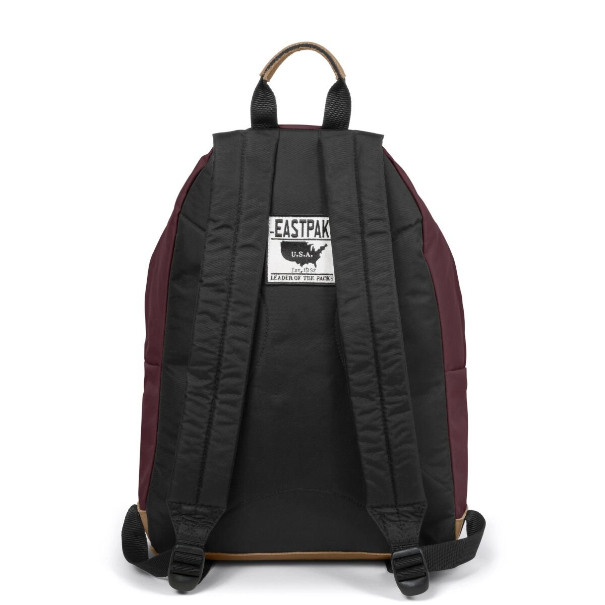 Eastpak Wyoming Backpack in Wine — Cary Lane