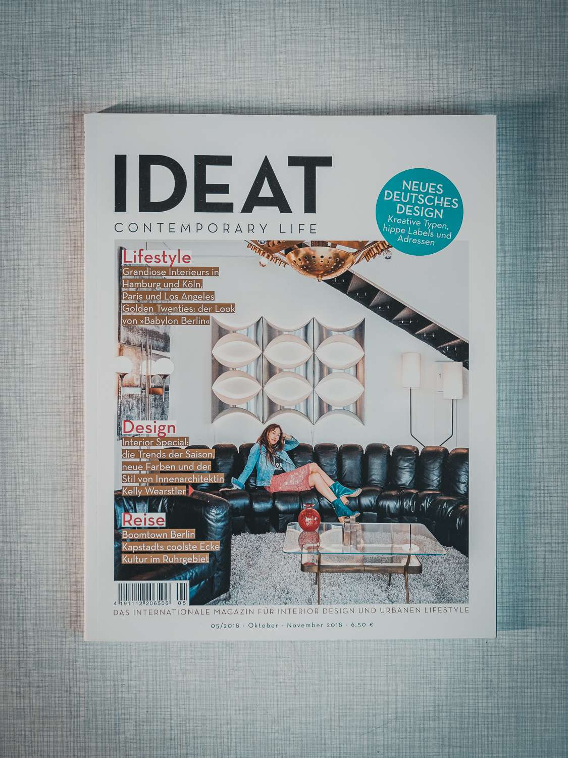 Vonder Interieur Published Ideat The Meiré Family And Their Home Felix Von Der