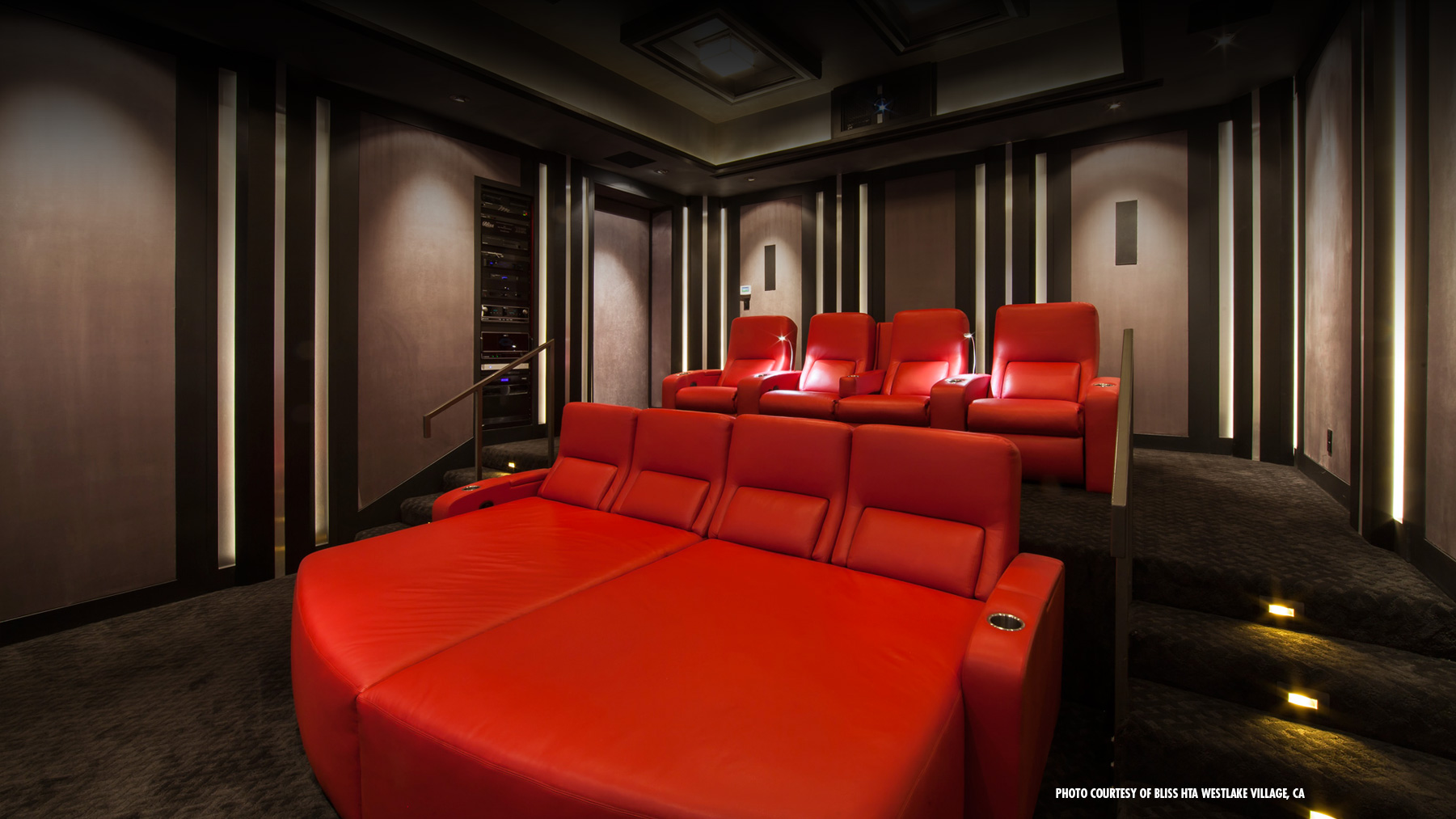 Fortress Home Theater Seating