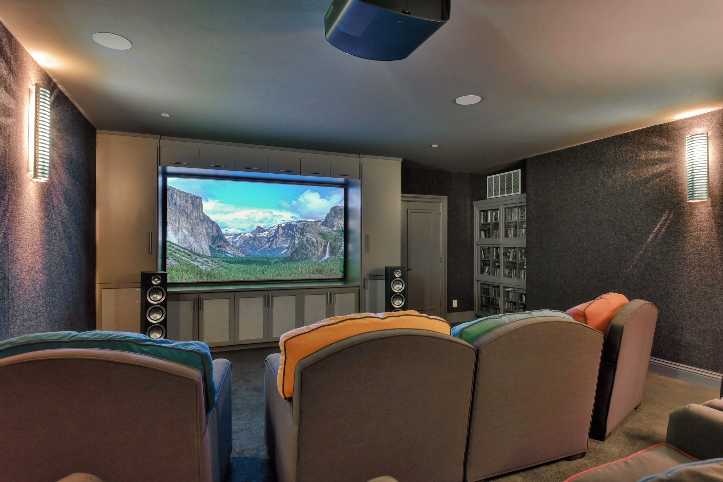 Immersive Experiences Custom Home Theater Design Installation