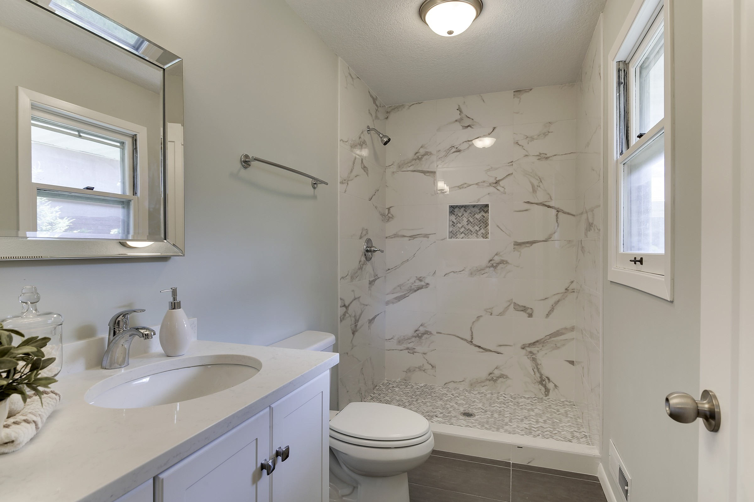 How To Create A Luxury Bathroom On A Budget Trubuild Construction